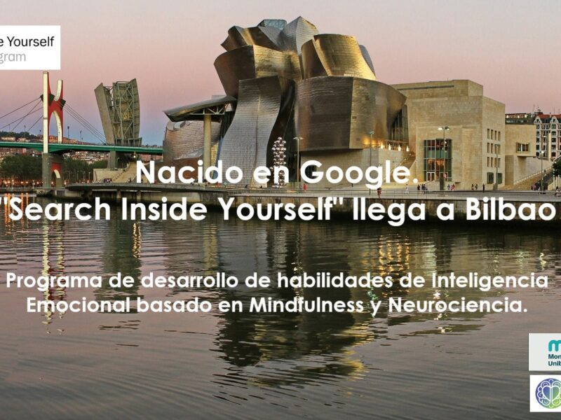 """Search Inside Yourself"" Bilbao (1ª Edición)"