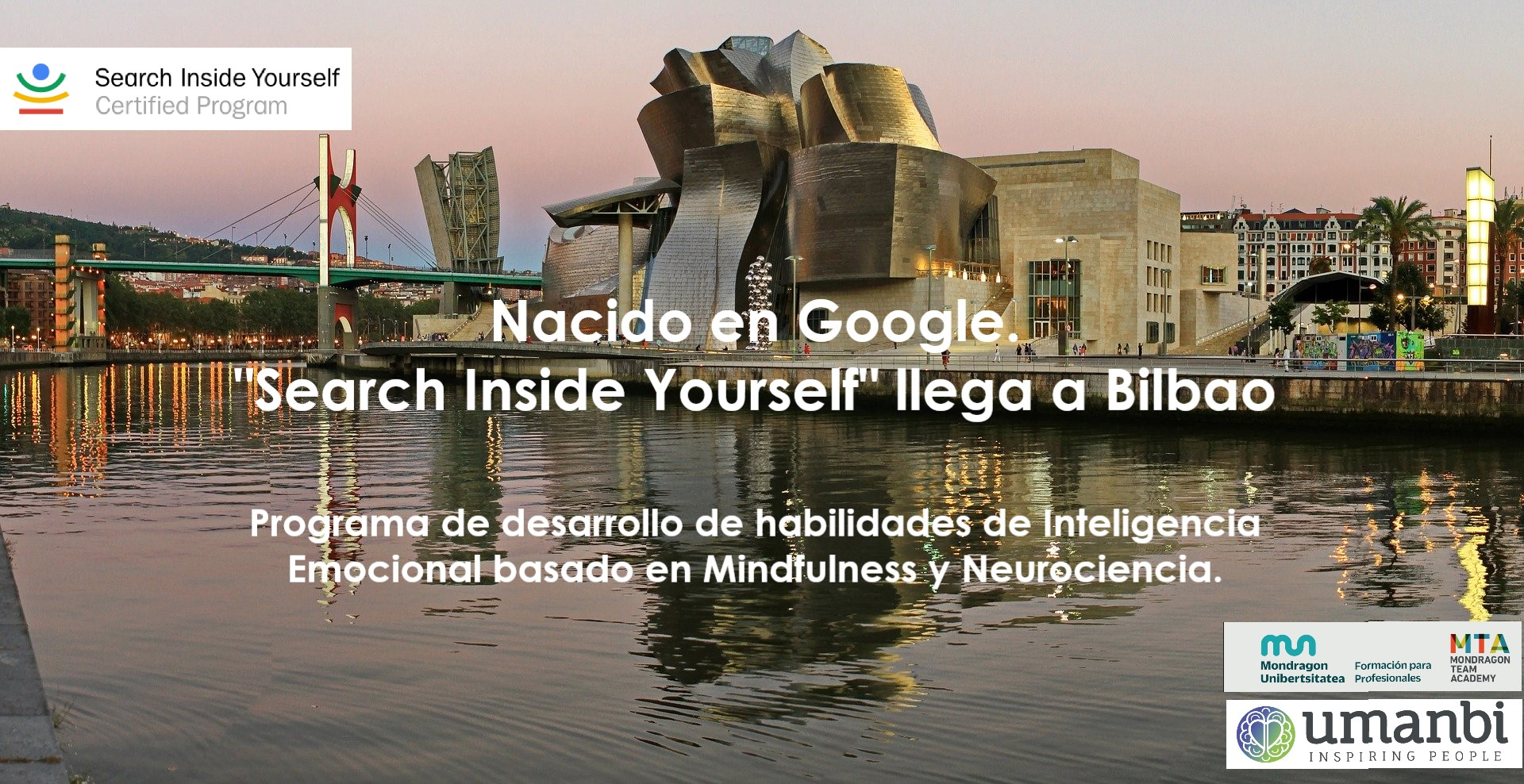 Search Inside Yourself Bilbao