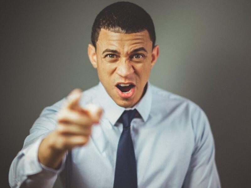 ¿Buscando un jefe que pueda mantener la calma ante el estrés y la presión?
